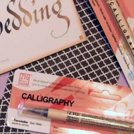 Shop Calligraphy Markers