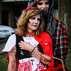 Little Red Riding Hood and the Wolf zombies
