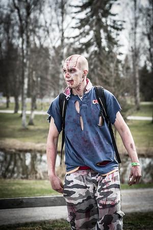 Zombierun 2015 Pori