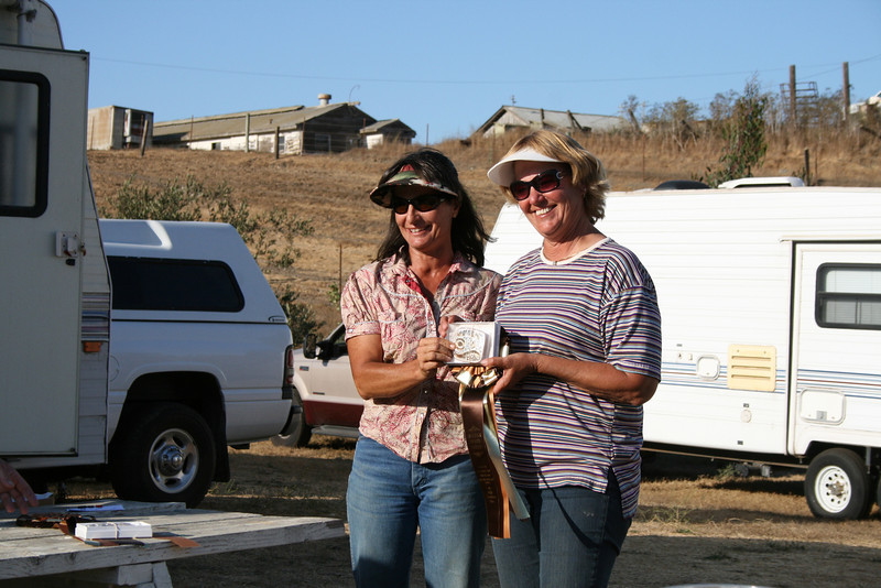 Sherry Baker(my trainer)Zoom wins High Combined open Golden State Series