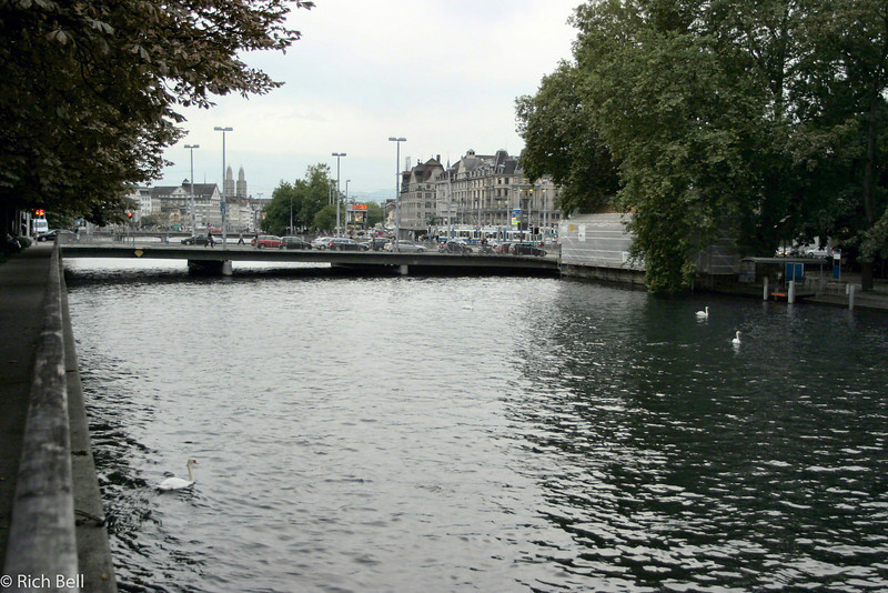 20040929Limat River in Zurich Switzerland 30552