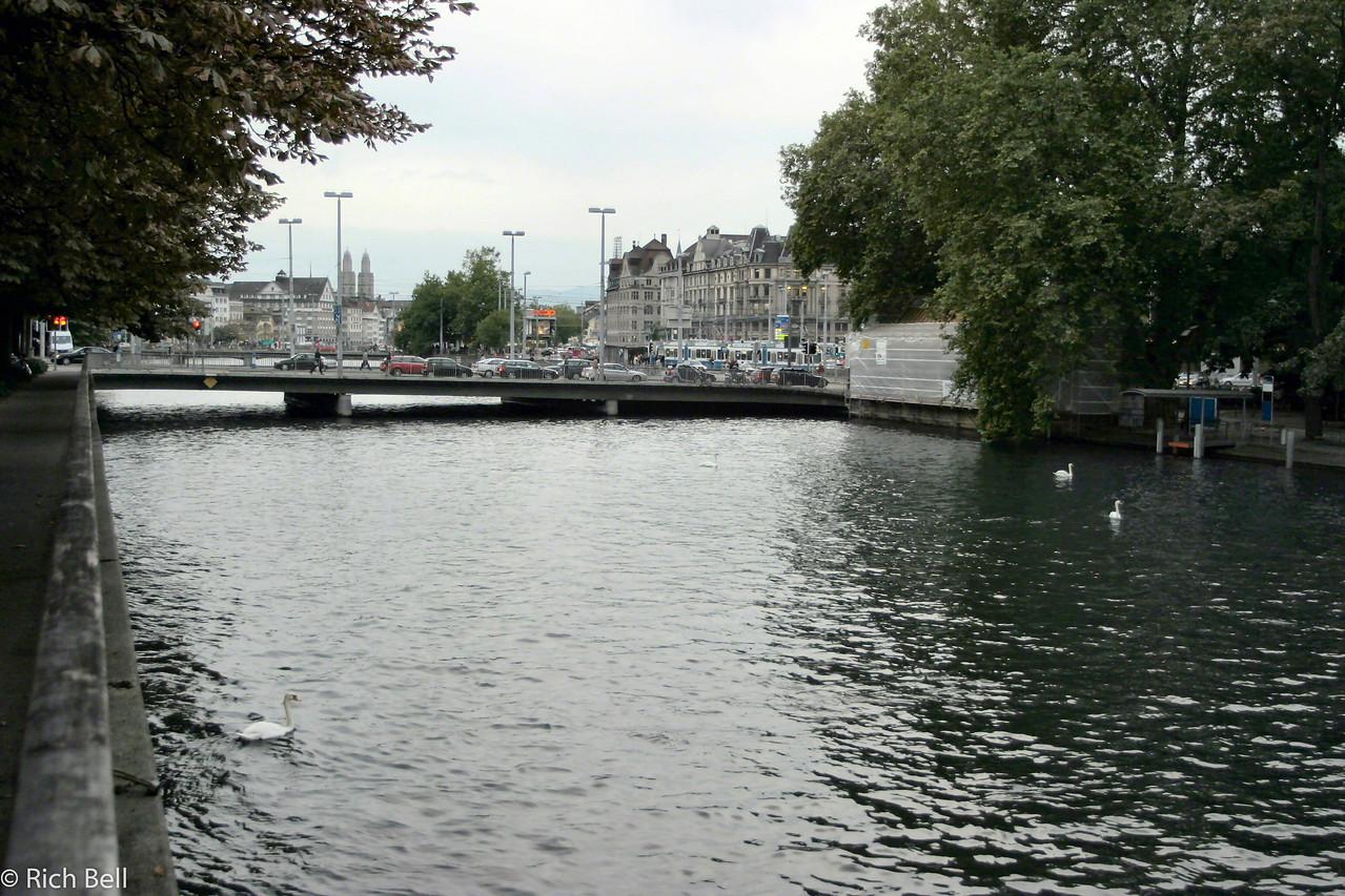 20040929Limat River in Zurich Switzerland 30552