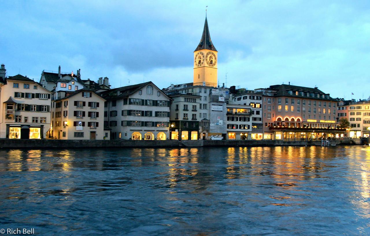 20040930Limat River in Zurich Switzerland A0553