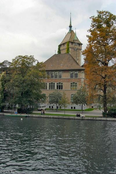 20040929Limat River in Zurich Switzerland 20551