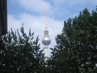 Berlin - Germany -  almost raining