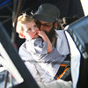 Matisyahu and son - Backstage @ Langerado 2008