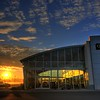 Sunrise at Maplewood Audi.<br /> <br /> One of the only dealership photos I have taken; Maplewood Audi. This is a 7 bracket shot, combined in PhotoMatix.