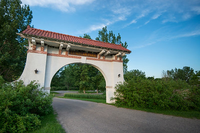 Templar Park Entrance | Spirit Lake, IA