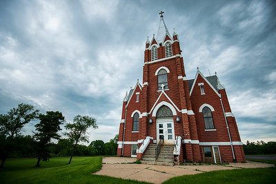 The Old Red Church | Baldwin, WI