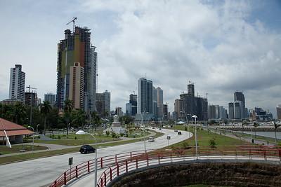 Ciudad De Panamá Avenida Balboa