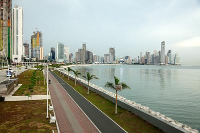 Avenida Balboa- Panamá