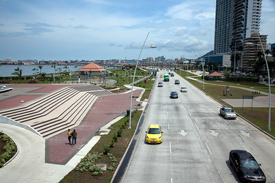 Panama city, panama - New highway