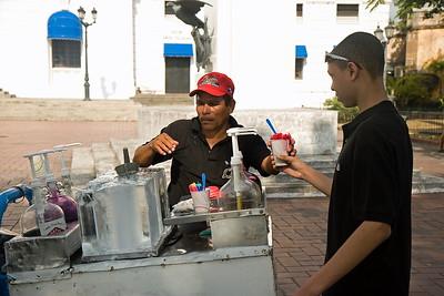 Ciudad De Panamá Raspado