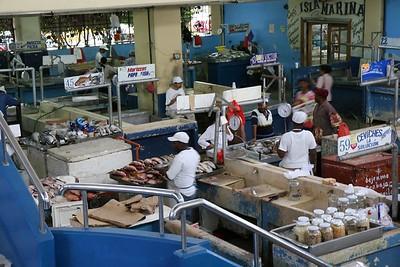 Ciudad De Panamá Mercado de Mariscos