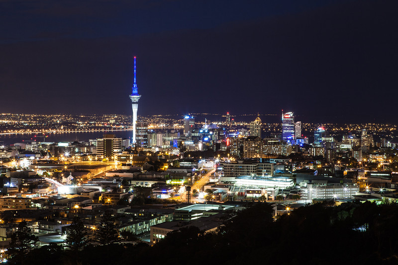 Central Auckland.