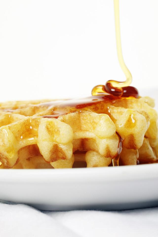 Waffle & Syrup