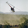 Cattle Muster Helicopter
