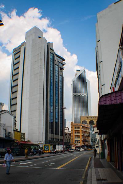 Kaula Lumpur Street