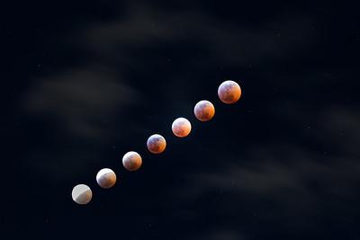 Blood Moon - 2019