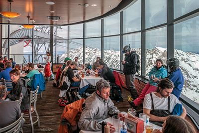 Snowbird Summit Restaurant