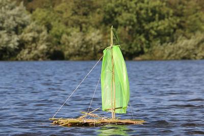 Loosdrecht, DIY Sailboat