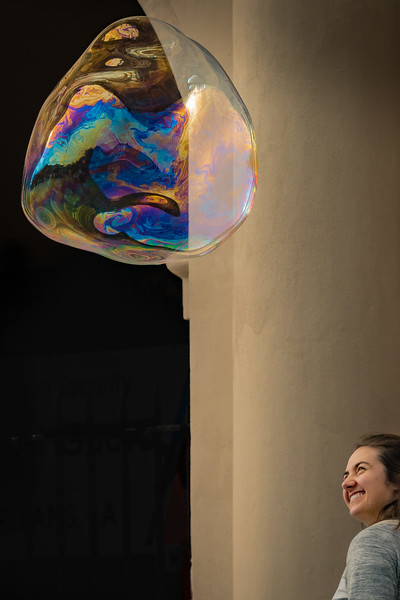 Bubble Observer