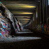 Donner  Summit Abandoned Train Tunnel 9