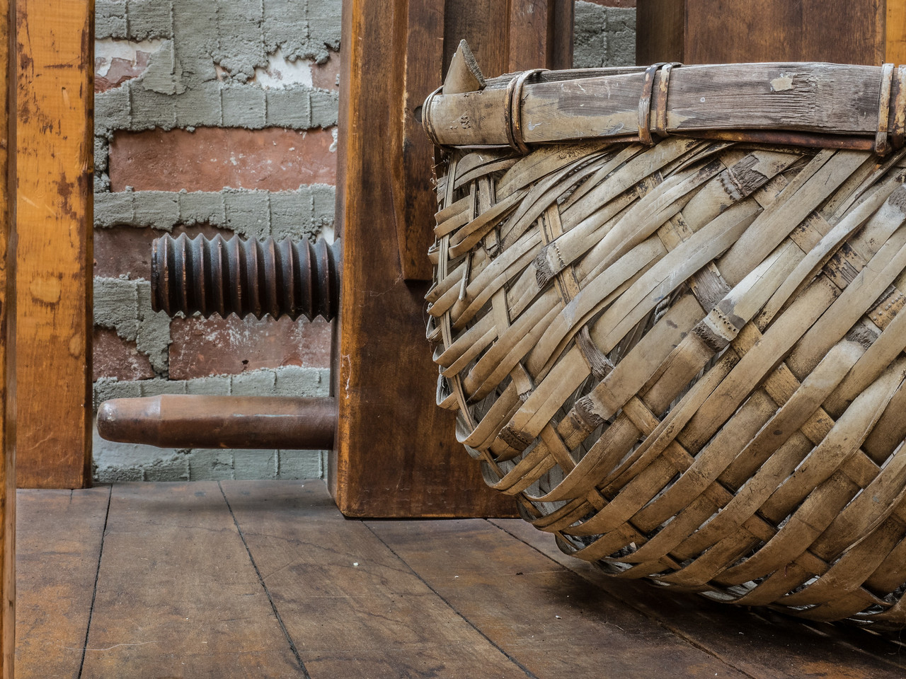 Mosely Mill Basket