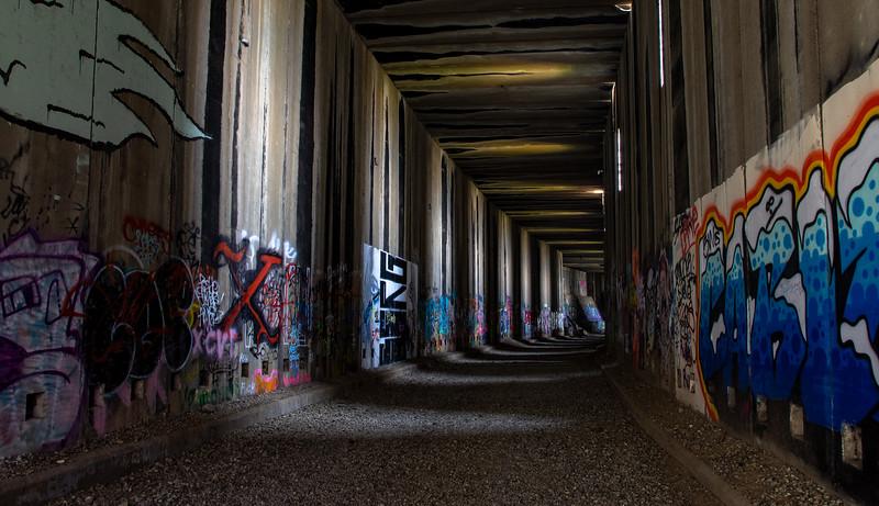 Donner Train Tunnel 5341