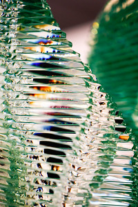Glass Sculpture, Danny Lane