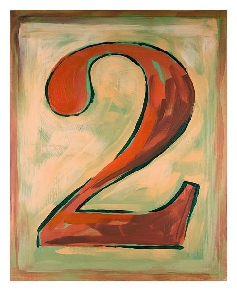 number 2 2005