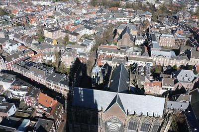 Utrecht, Dom Toren