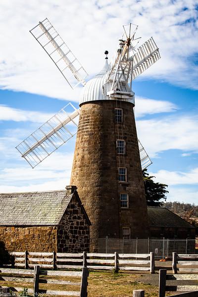 Carrington Flour Mill