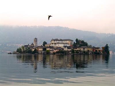 Lago D'Orta, Italy 2003