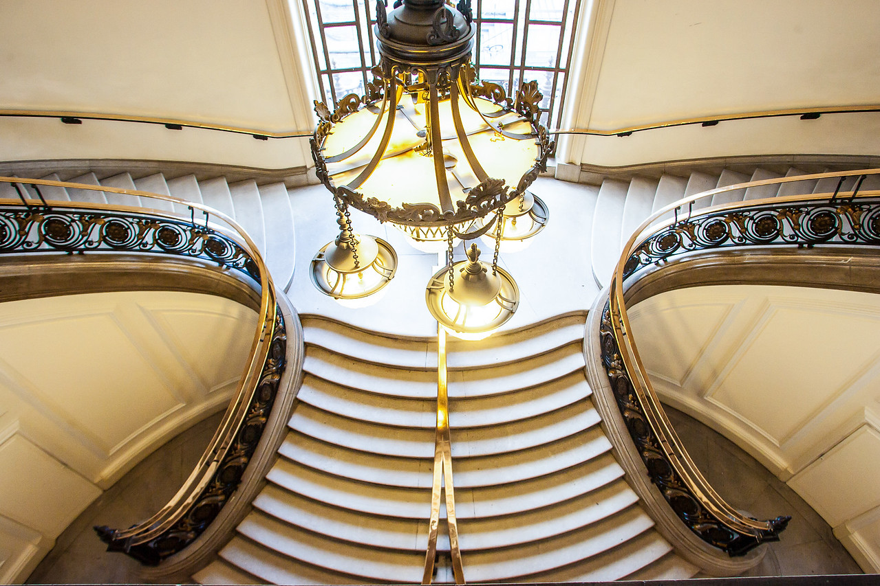 Grand Staircase, Central Hall, Westminster