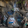 Donner  Summit Abandoned Train Tunnel 7
