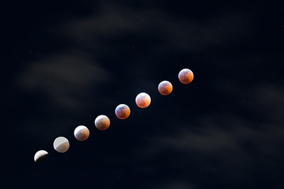 Blood Moon-2 2019