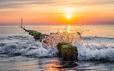 Sylt Sunset-2