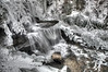 West Milton Cascades, Winter 2