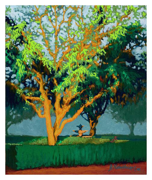 orange tree 2006