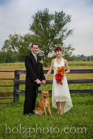 wedding photography gingerwoods prospect ky