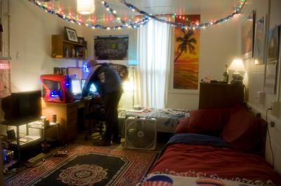 student feature, campus, dorms, dormitory, quads