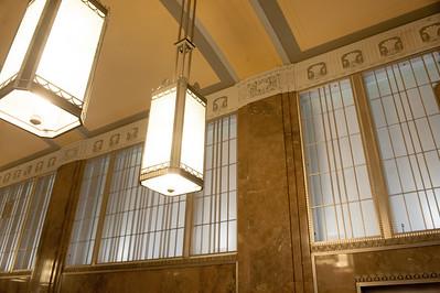 Hallway in Federal Hall