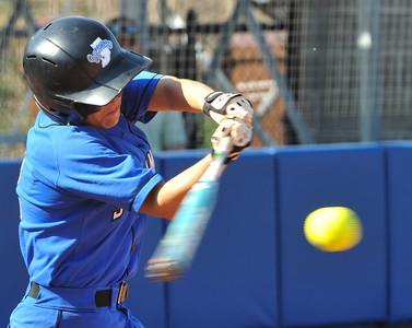 ISU softball vs. SLU