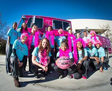 pink fire truck 2015