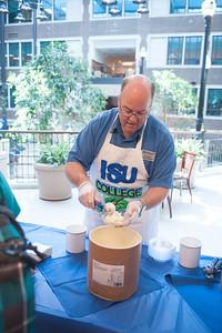 College of Education ice cream social