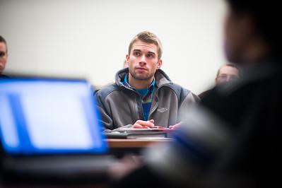 MBA classroom 2015