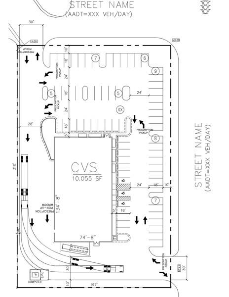 Retail Less Parador Parking Garage Up For DDRB Appoval