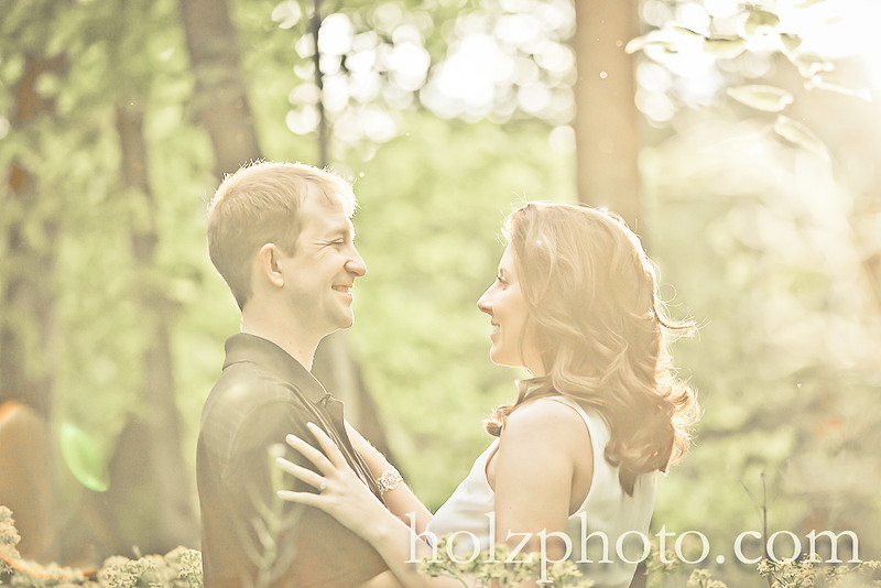 engagement photos Cherokee park Louisville kentucky