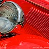 Red Ford Fender
